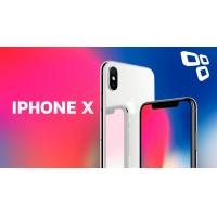 Iphone X 64 Gigas    Lacrado